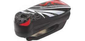 Abus Detecto 7000 RS 1 - Flame Black