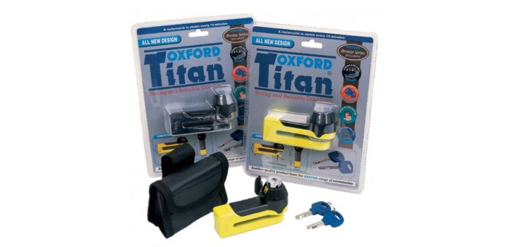 Oxford Titan Disc Lock