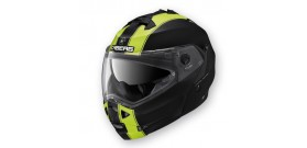 Caberg Duke Legend Matt Black / Fluo