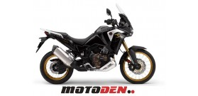 Honda Africa Twin Adventure Sports ES DCT