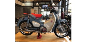 Honda Super Cub 2-Seater