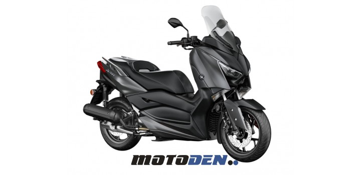 Yamaha XMAX 125 ABS REDUCED - GREY ONLY