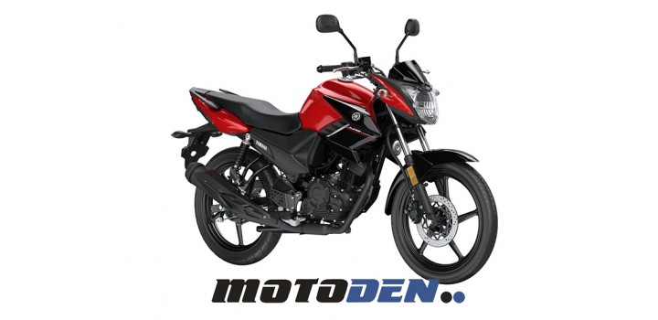 Yamaha YS125 RED ONLY