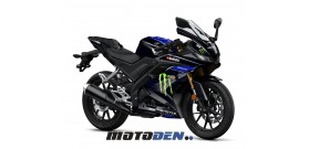 Yamaha YZF-R125 ABS Monster MotoGP