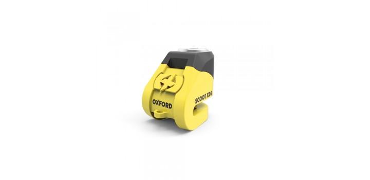 OXFORD Scoot XD5 disc lock (5mm pin) Yellow