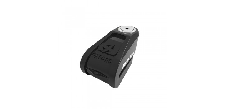 OXFORD Alpha XD14 Stainless disc lock(14mm pin) Black