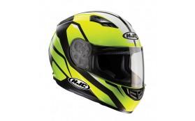 HJC CS-15 Helmet - Sebka Fluo