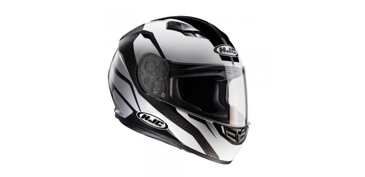 HJC CS-15 Helmet - Sebka White