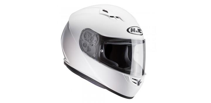 HJC CS-15 Helmet - White