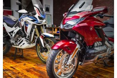 Honda Virtual Event - Gold Wing & Africa Twin