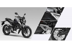 Three New Café Racers from Honda