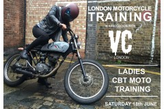 Ladies-only CBT Training Day on 18 April 2016