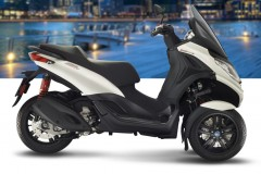 OFFER EXTENDED - £500 worth of FREE accessories with purchase of a new Piaggio MP3