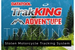 FREE Datatool TrakKING Adventure for Honda scooters and motorbikes!