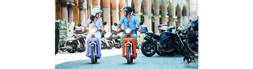 ASKOLL ELECTRIC SCOOTERS