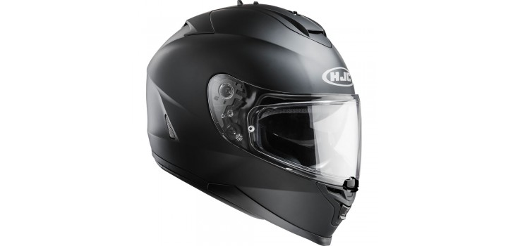 HJC IS-17 Helmet  Matt black