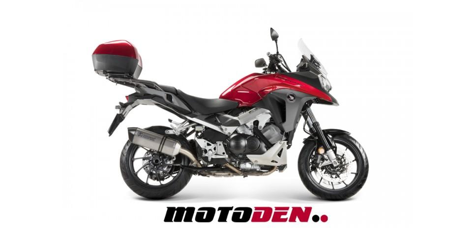 Honda Vfr800x Crossrunner In Central London For Sale Motoden Honda