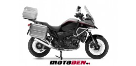 Honda VFR1200X Crosstourer Highlander T