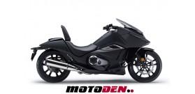 Honda NM4 Vultus DCT