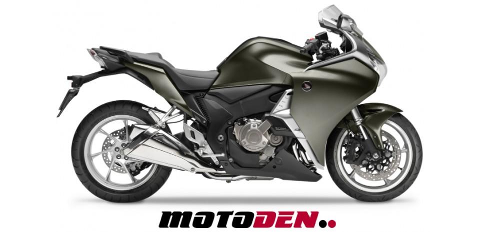 Honda VFR 1200 максимальная скорость #8