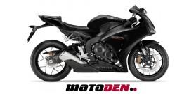 Honda Fireblade Black Edition