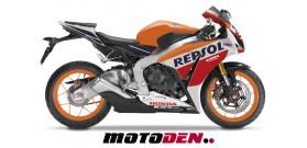 Honda CBR1000RR Fireblade ABS