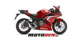 Honda 2019 CBR500R