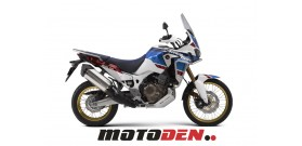 Honda Africa Twin Adventure Sports DCT