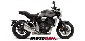 Honda CB1000R SILVER EX DEMO
