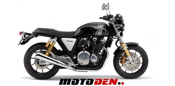 Honda CB1100RS BLACK DEMO