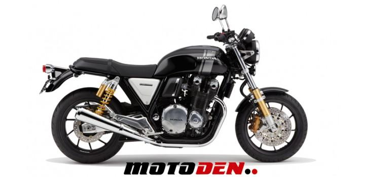 Honda CB1100RS BLACK DEMO