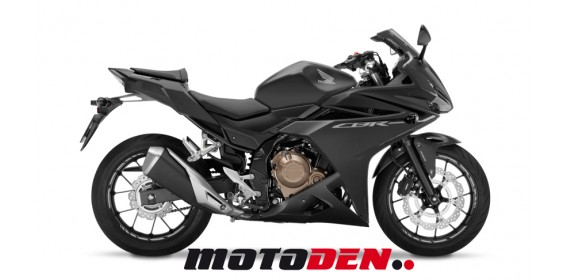 Honda CBR500R REDUCED - BLACK ONLY