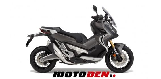 Honda X-ADV 750 SILVER DEMO
