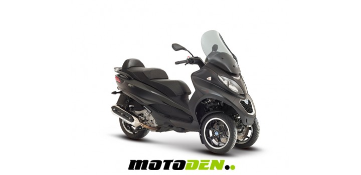 Piaggio MP3 500 Sport ABS BLACK ONLY