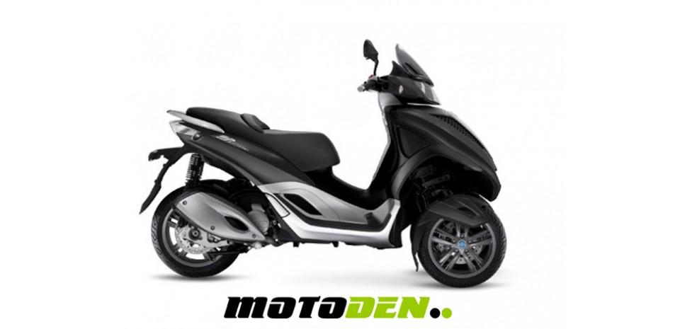 piaggio mp3 yourban lt 300 for sale in central london | motoden