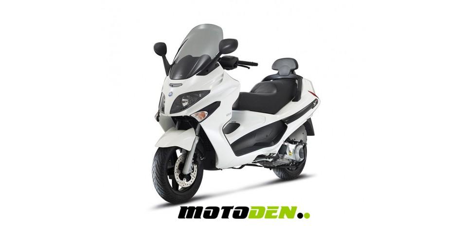 piaggio x-evo 125 sport   motoden piaggio london