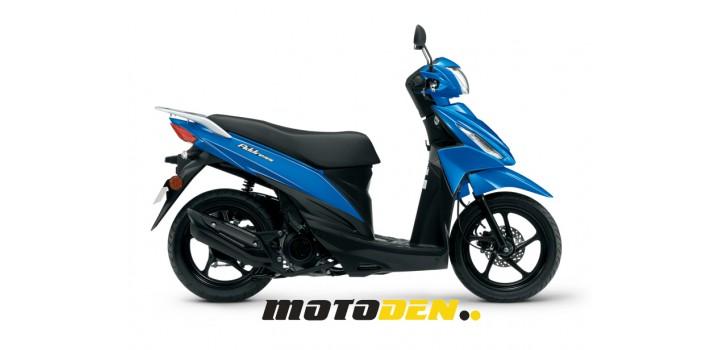 Suzuki Address 110 Pre-reg