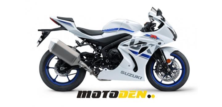 Suzuki GSX-R1000 ABS