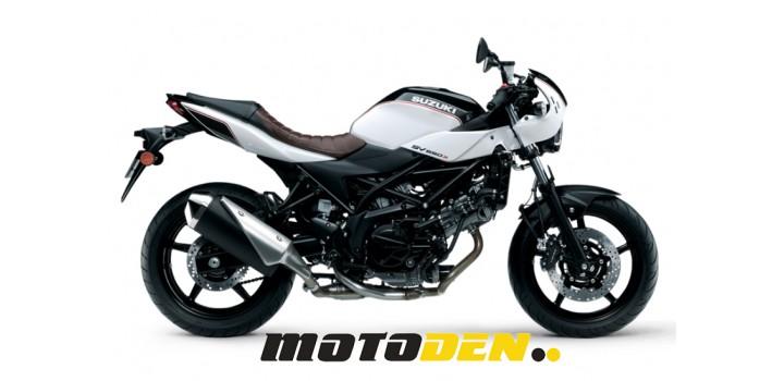 Suzuki SV650X REDUCED