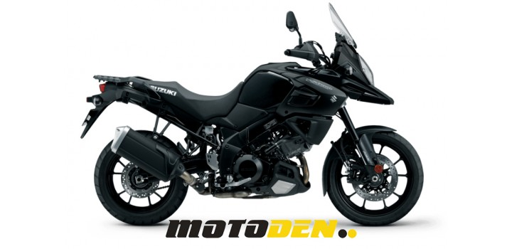 Suzuki V-Strom 1000 ABS BLACK ONLY