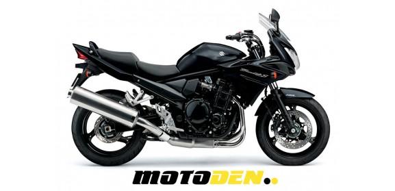 Suzuki Bandit 1250S Pre-Reg 0 Miles