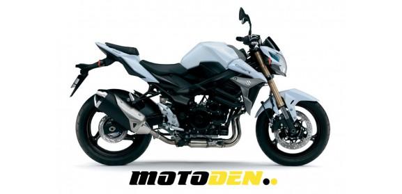 Suzuki GSR750 ABS - White Only