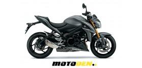 Suzuki GSX-S1000 DEMO ONLY