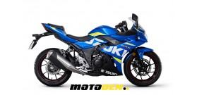 Suzuki GSX250R MotoGP