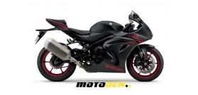 Suzuki GSX-R1000 BLACK ONLY