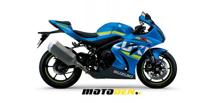 Suzuki GSX-R1000 BLUE ONLY