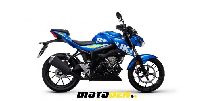 Suzuki GSX-S125 MotoGP