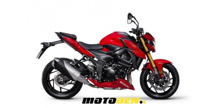Suzuki GSX-S750 Pre-Reg RED ONLY