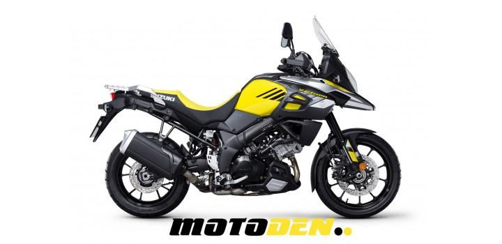 Suzuki V-Strom 1000 ABS YELLOW ONLY