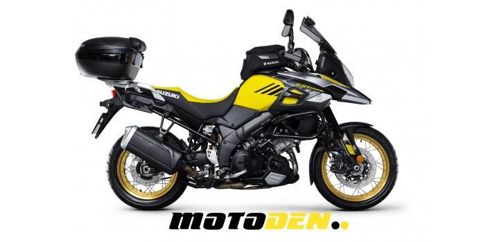 Suzuki V-Strom 1000XT Yellow EX-DEMO